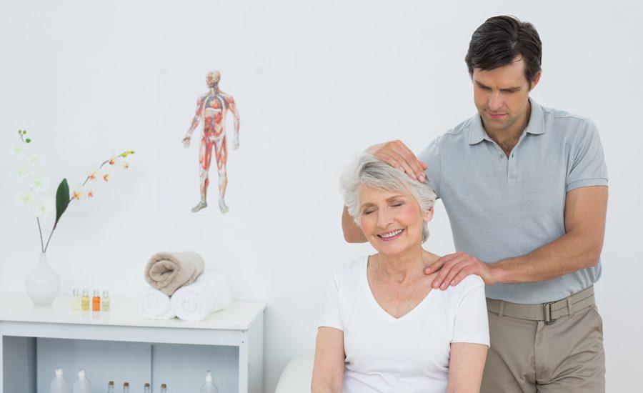 Behandlung osteopathisch BVO