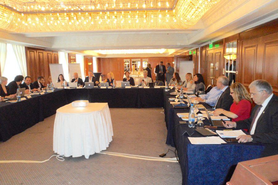 Hauptversammlung FORE auf Zypern