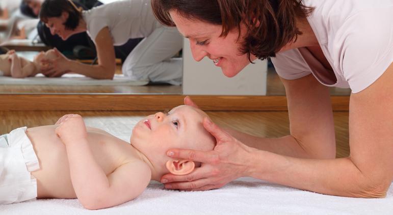 Osteopathie Kinder Schädel