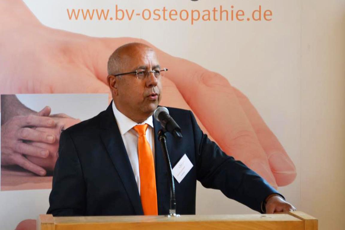 BVO-Vorsitzender Georg Schöner sieht Berufsgesetz als wichtigen Schritt
